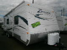 New 2012 Crossroads Zinger 25RKS Travel Trailer For Sale