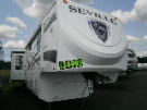 New 2008 Crossroads Seville 36SK Fifth Wheel For Sale