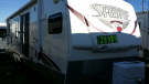 New 2012 Palomino Sabre 31FJSB Travel Trailer For Sale
