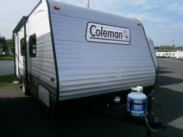 2015 Travel Trailer Coleman Coleman