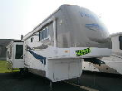 New 2007 Holiday Rambler Presidential 37RLQ Fifth Wheel For Sale