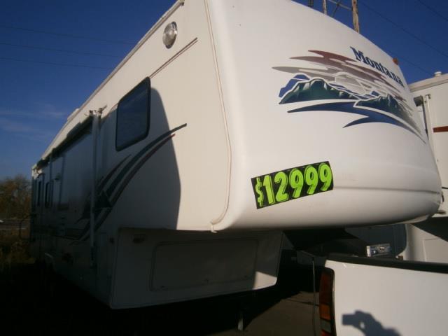 2001 Keystone Montana