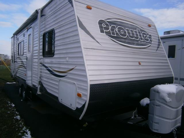 Used 2014 Heartland Prowler 26 PBH Travel Trailer For Sale