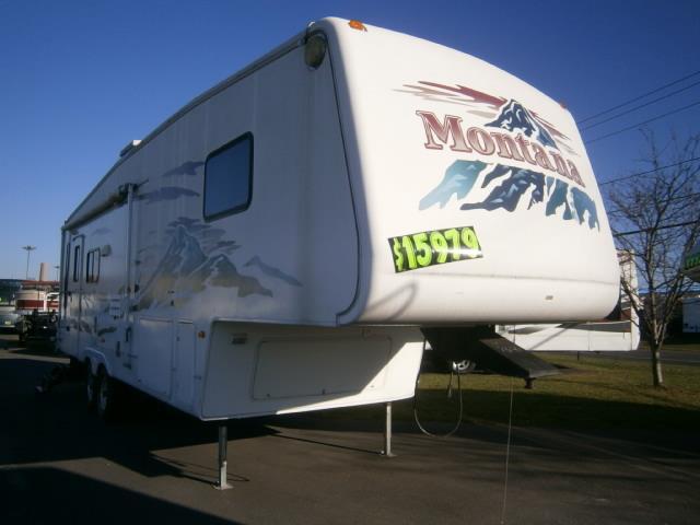 Used 2004 Keystone Montana 2955RL Fifth Wheel For Sale