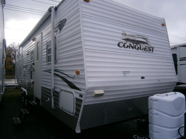 Used 2008 Gulfstream Conquest 298DBS Travel Trailer For Sale