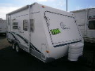 New 2005 Forest River Surveyor 190T Hybrid Travel Trailer For Sale