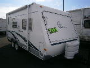 Used 2005 Forest River Surveyor 190T Hybrid Travel Trailer For Sale