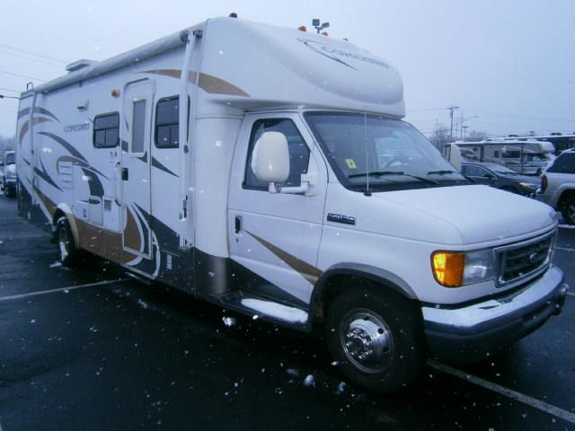 Used 2007 Coachmen Concord 275DS Class C For Sale