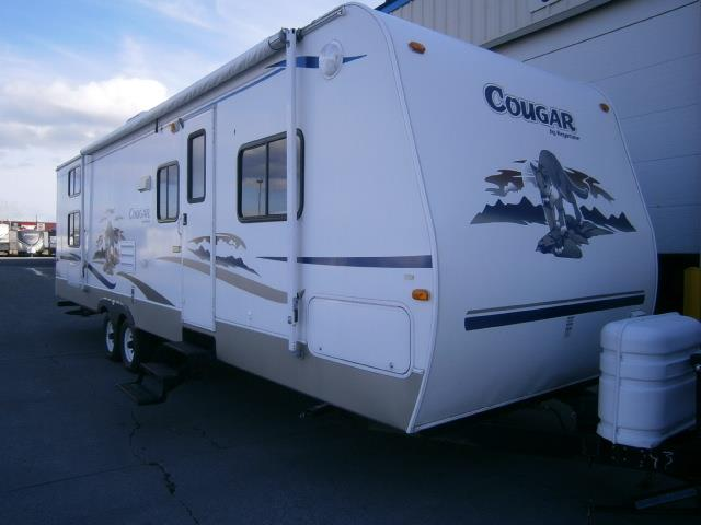 Used 2006 Keystone Cougar 301BH Travel Trailer For Sale
