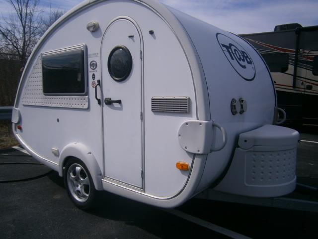 Used 2009 Dutchmen Tab T1T Travel Trailer For Sale