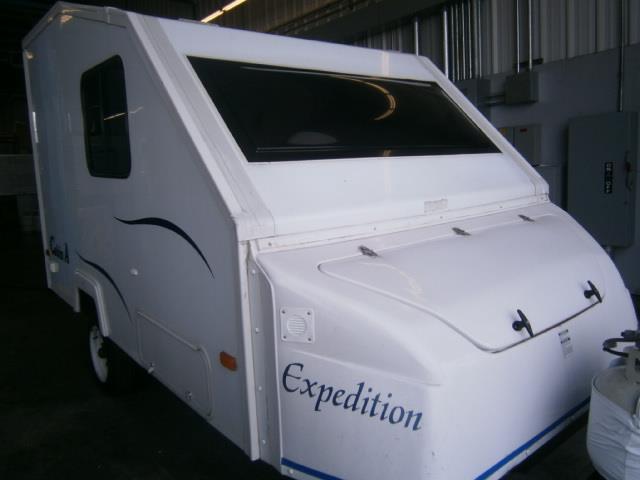 2005 COLUMBIA CABIN A