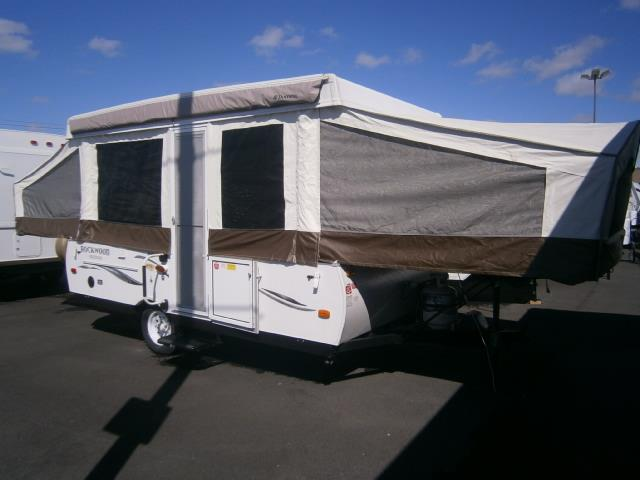 Used 2013 Forest River Rockwood 2770 Pop Up For Sale
