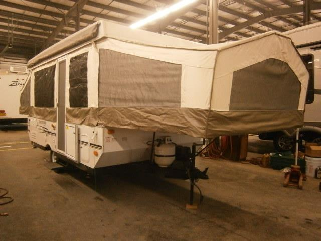 Used 2011 Rockwood Rv Freedom POP UP Pop Up For Sale