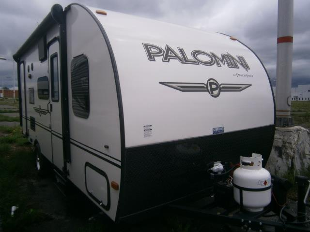 Used 2014 Forest River PALOMINI 179BHS Travel Trailer For Sale