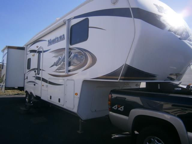 Used 2011 Keystone Montana 3150RL Fifth Wheel For Sale