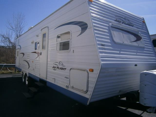 Used 2005 Jayco Jay Flight 31 BHS Travel Trailer For Sale