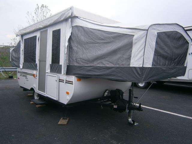 Used 2012 Jayco Jay Series 12 SC Pop Up For Sale