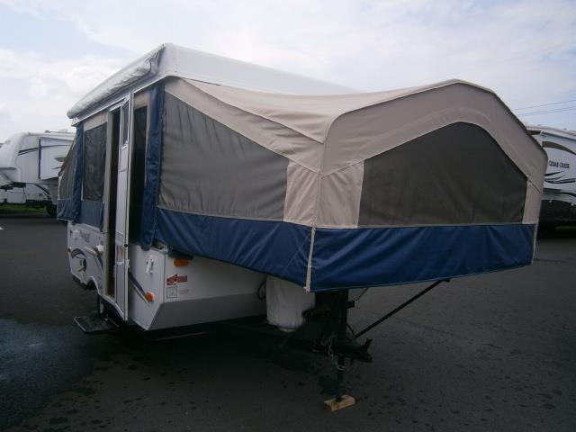 Used 2013 Flagstaff Popup 206LTD Pop Up For Sale