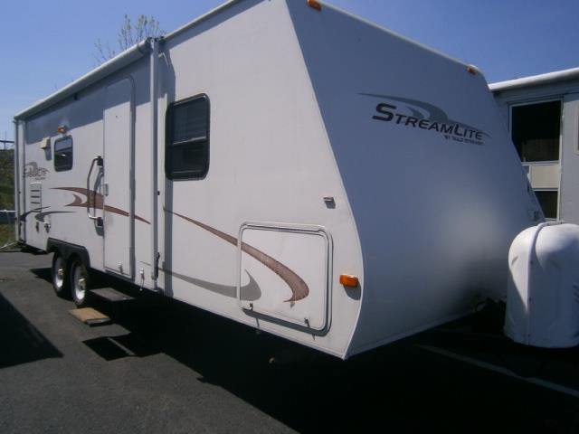 Used 2006 Gulfstream Stream Lite 26QBS Travel Trailer For Sale