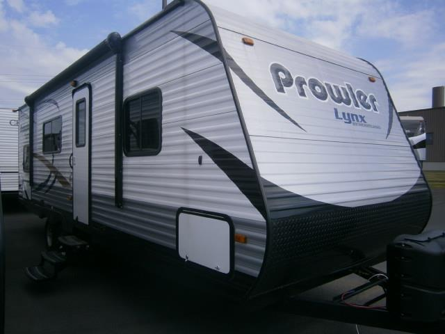 Used 2015 Heartland Prowler 25LX Travel Trailer For Sale