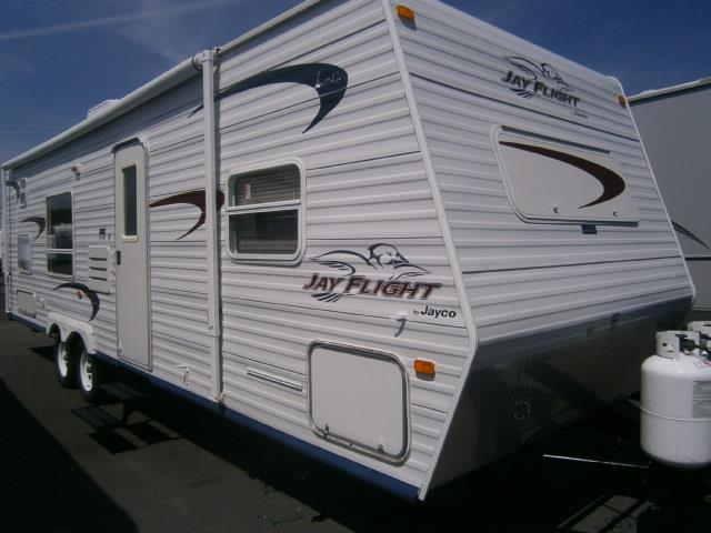 Used 2005 Jayco Jayflight 29FBS Travel Trailer For Sale