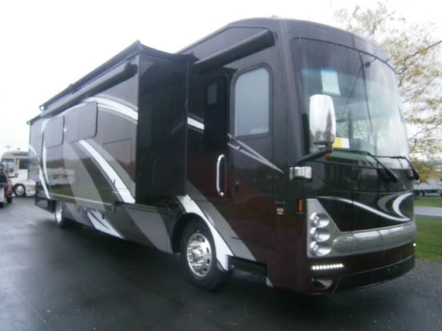 New 2016 THOR MOTOR COACH Tuscany 40GQ Class A - Diesel For Sale
