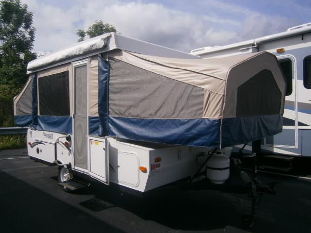 Used 2013 Flagstaff MAC 206LTD Pop Up For Sale