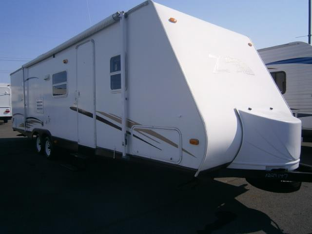 Used 2006 Keystone Zeppelin ZP303 Travel Trailer For Sale