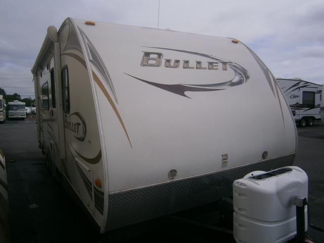 Used 2010 Keystone Bullet 246RBS Travel Trailer For Sale
