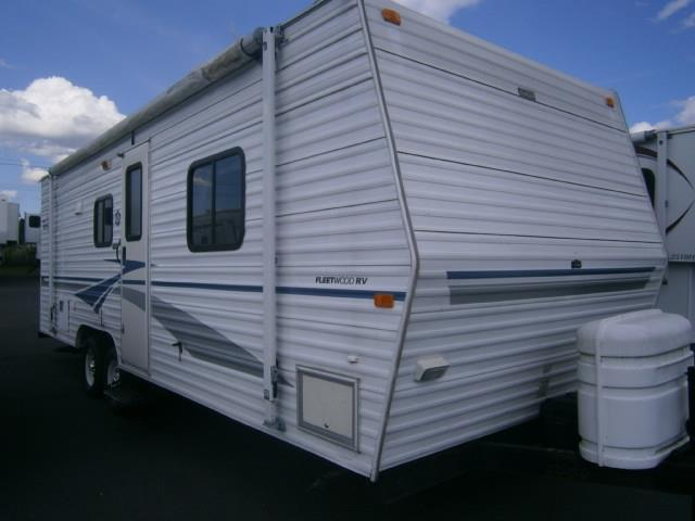 Used 2004 Terry Lite 25Z Travel Trailer For Sale