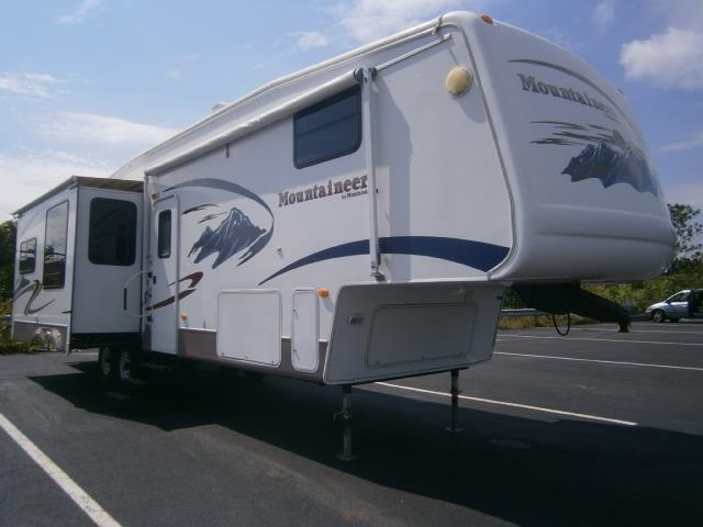 Used 2006 Keystone Mountaineer 344 RET Fifth Wheel For Sale