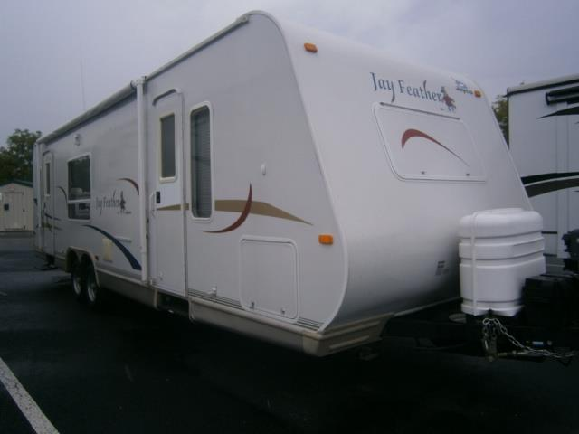 Used 2006 Jayco JAYFEATHER LITE 29N Travel Trailer For Sale