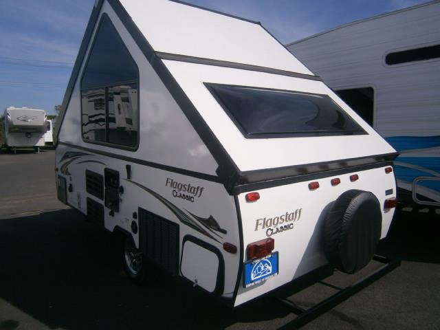 Used 2015 Flagstaff Flagstaff M12RB Pop Up For Sale