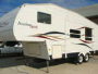 Used 2006 Dutchmen Freedom Spirit 260B-DSL Fifth Wheel For Sale