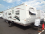 Used 2008 Flagstaff Flagstaff 831QBSS Travel Trailer For Sale