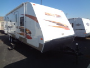 Used 2007 Crossroads Crossroads ST 30BH SUNSET TRAIL Travel Trailer For Sale