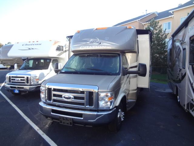 Buy a New THOR MOTOR COACH Four Winds Chateau Citation in Akron, OH.