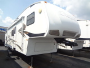 Used 2008 Keystone Cougar 314BHS Fifth Wheel For Sale