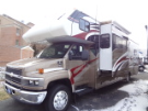 Used 2008 Jayco Seneca 35TM Class C Toyhauler For Sale