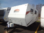 Used 2009 Trailmanor Trailmanor TM2417 Travel Trailer For Sale