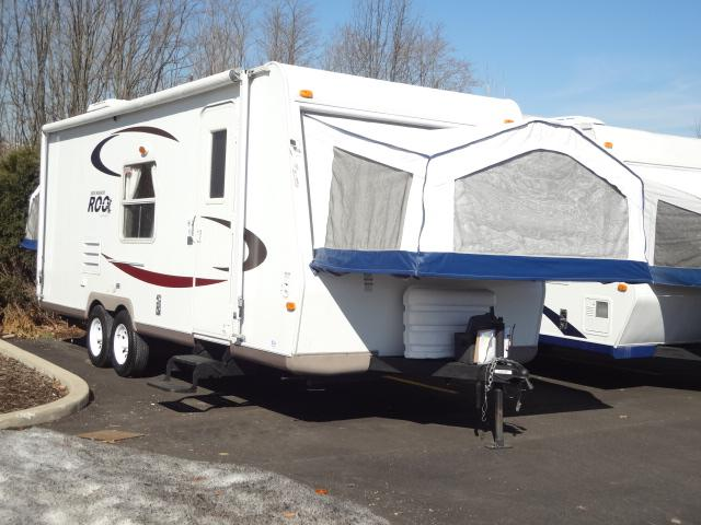 Buy a Used Rockwood Rv Rockwood in Akron, OH.