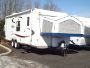 Used 2006 Rockwood Rv Rockwood 23 HYBRID Hybrid Travel Trailer For Sale