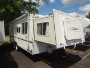 Used 2002 Coleman Coleman C23 Travel Trailer For Sale