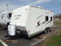 Used 2012 RUSH RUSH TT21 Travel Trailer Toyhauler For Sale