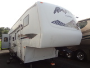 Used 2007 Keystone Raptor 3600 Fifth Wheel Toyhauler For Sale