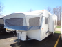 Used 2002 Aerolite Beaver 23 Hybrid Travel Trailer For Sale