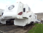 Used 2008 CROSSROADS RV Paradise Point 36 Fifth Wheel For Sale