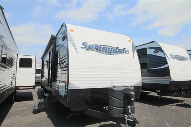 New 2015 Keystone Springdale 38FQ Travel Trailer For Sale