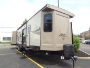 New 2015 Crossroads Hampton 380QB Travel Trailer For Sale