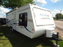 Used 2008 Jayco Jayco 26L JAYFEATHER Hybrid Travel Trailer For Sale